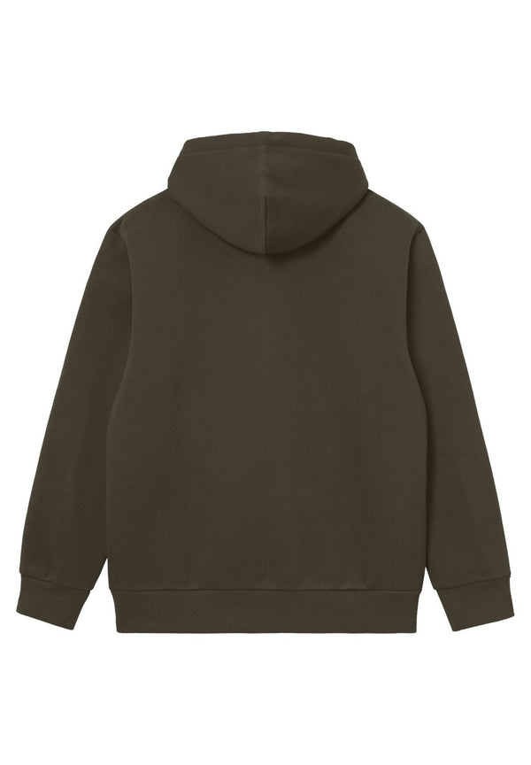 CARHARTT WIP-Hooded Teef Sweatshirt - BACKYARD