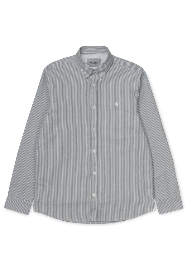 CARHARTT WIP-L/S Duffield Shirt - BACKYARD