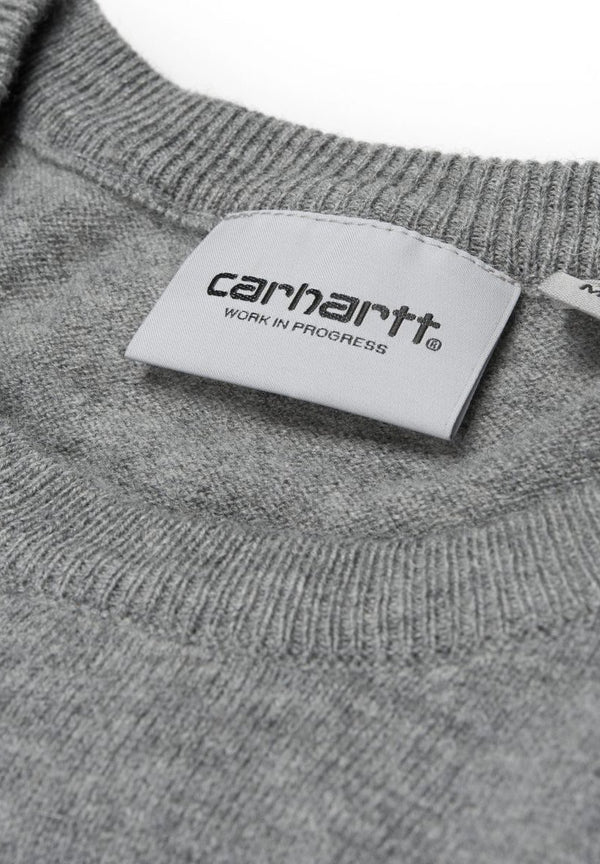 CARHARTT WIP-Playoff Sweater Wool - BACKYARD