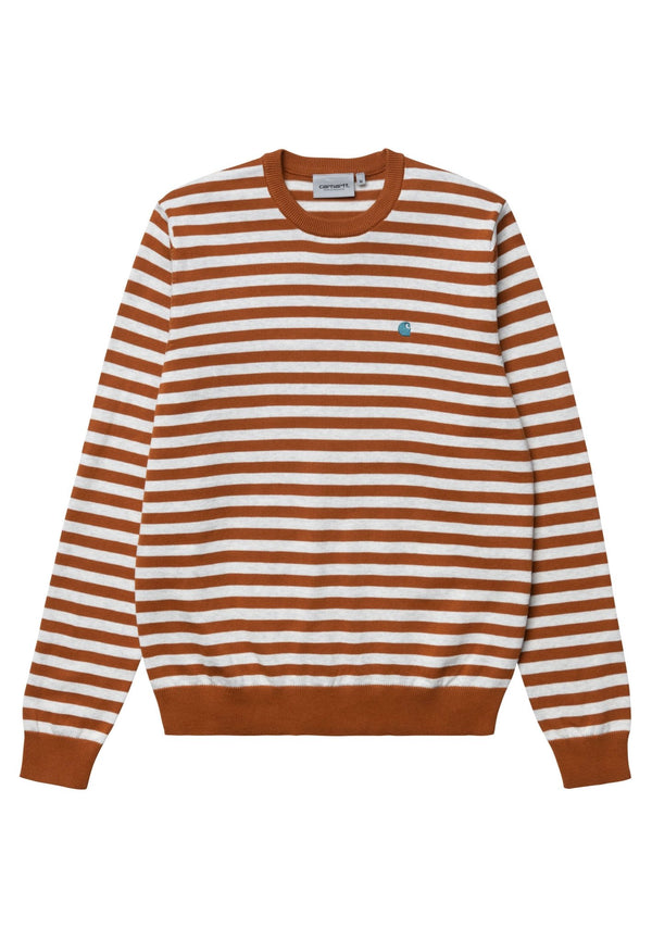 CARHARTT WIP-Scotty Sweater - BACKYARD