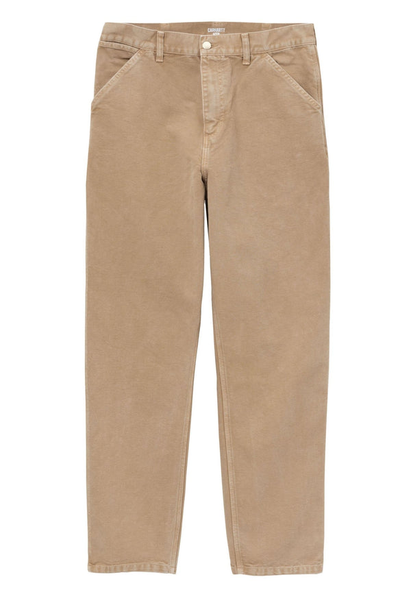 CARHARTT WIP-Single Knee Pant - BACKYARD