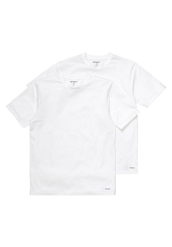 CARHARTT WIP-Standard Crew Neck T-Shirt 2-Pack - BACKYARD