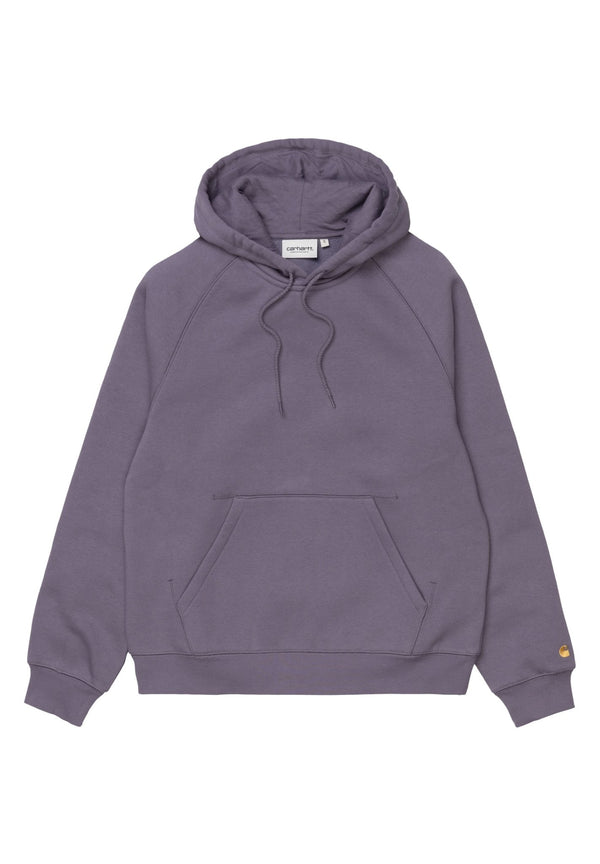 CARHARTT WIP-W' Hooded Chase Sweatshirt - BACKYARD