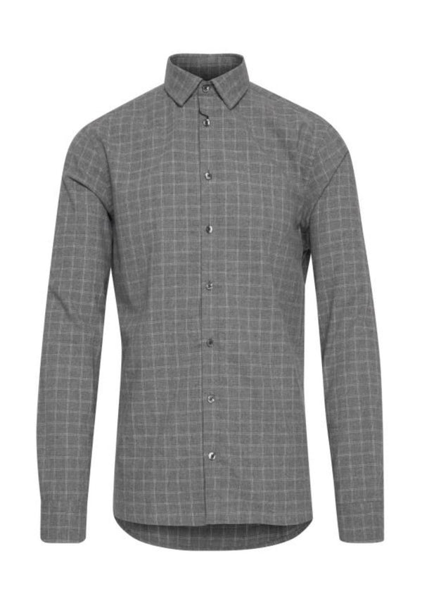 CASUAL FRIDAY-Anton LS Shirt - BACKYARD