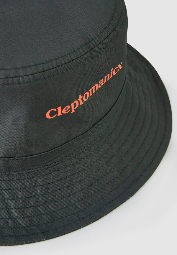 CLEPTOMANICX-Brigg Bucket Hat - BACKYARD