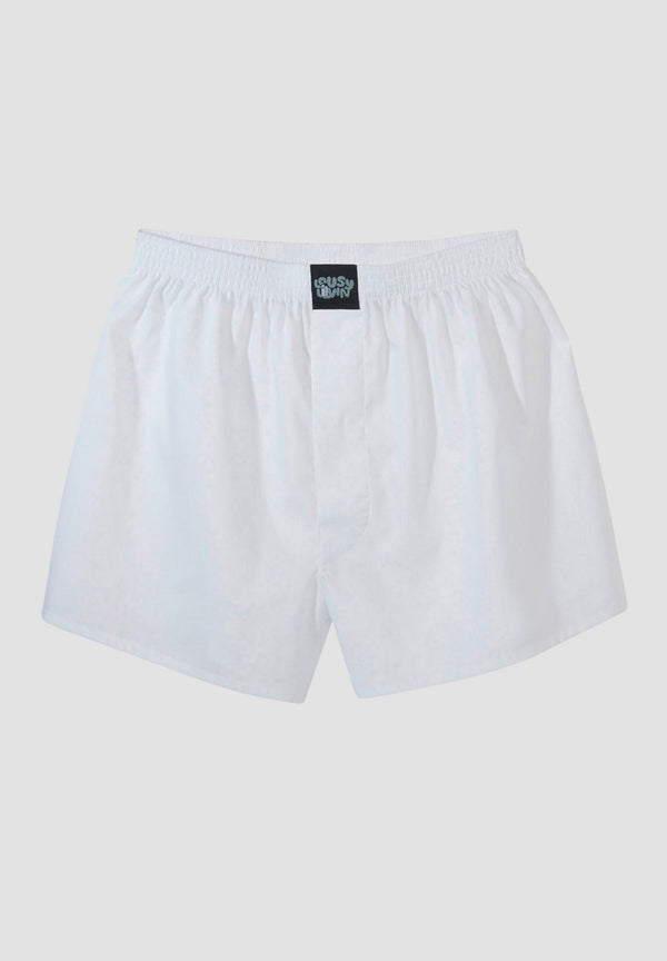 CLEPTOMANICX-Plain Boxershorts - BACKYARD