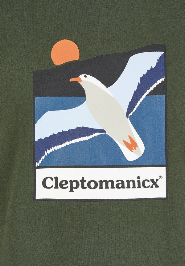 CLEPTOMANICX-Save Them T-Shirt - BACKYARD