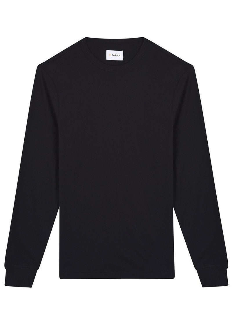 FARAH-Worthington Tee LS - BACKYARD