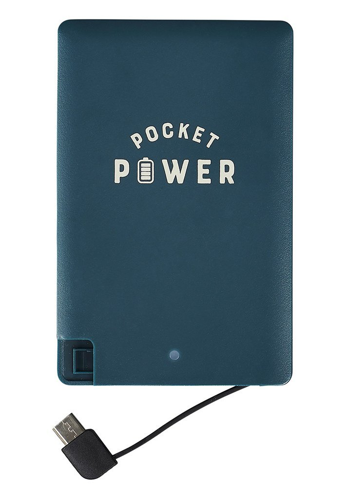 GENTLEMEN'S HARDWARE-Credit Card Sized Power Bank - BACKYARD