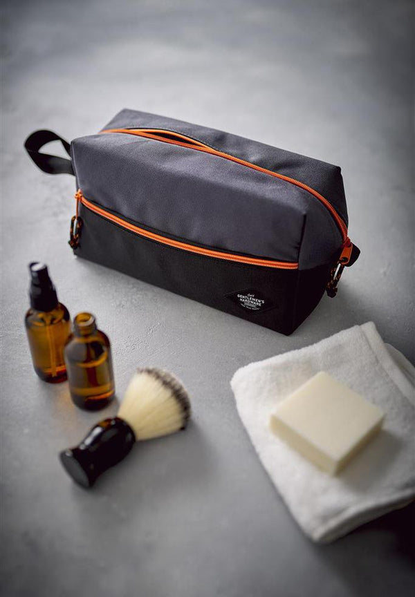 GENTLEMEN'S HARDWARE-Dopp Wash Bag - BACKYARD