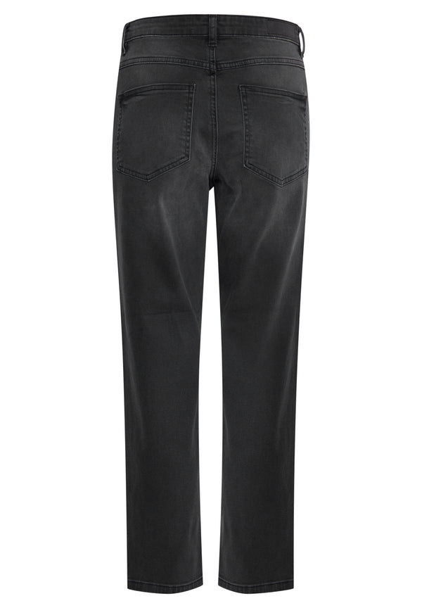 ICHI-Twiggy Raven Pant - BACKYARD