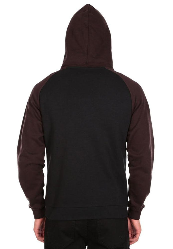 IRIEDAILY-De College 2 Zip Hood - BACKYARD