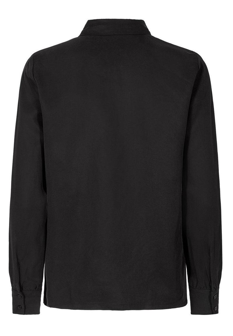 MINIMUM-Dido Long Sleeved Shirt - BACKYARD