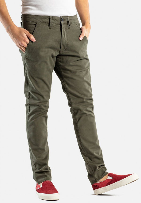 REELL-Flex Tapered Chino - BACKYARD