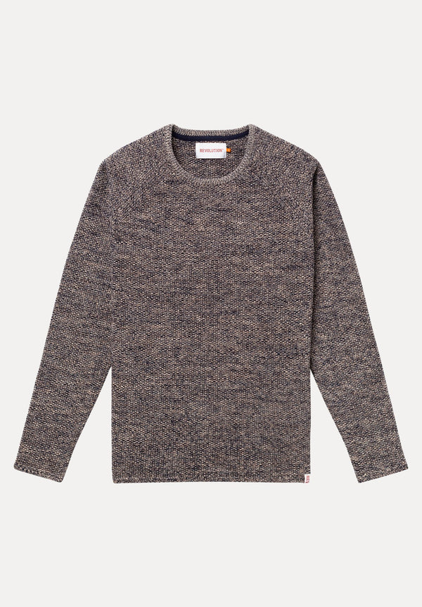 REVOLUTION-6011 Raglan Knit - BACKYARD