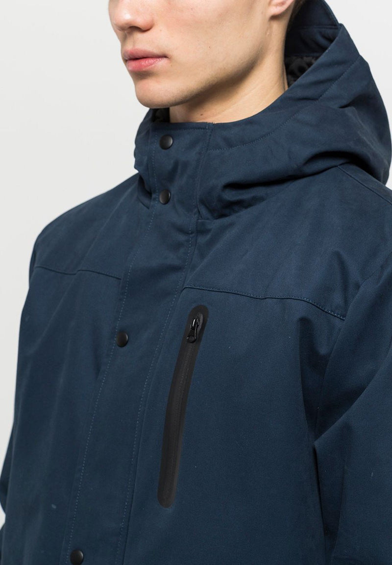 REVOLUTION-7443 X Outdoor Parka - BACKYARD