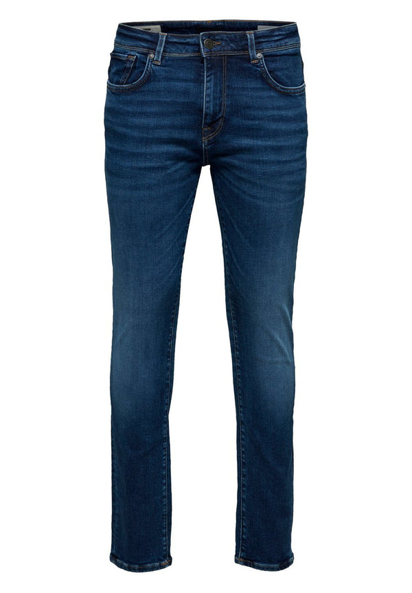 SELECTED HOMME-Leon Slim Jeans - BACKYARD