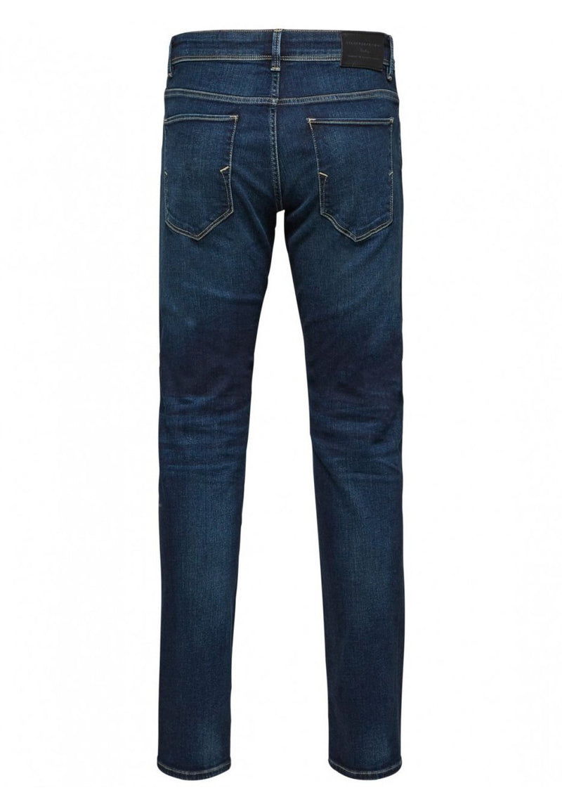 SELECTED HOMME-Scott Straight Jeans - BACKYARD