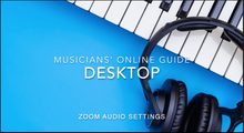 Load and play video in Gallery viewer, Musicians' Practical Guide to Zoom