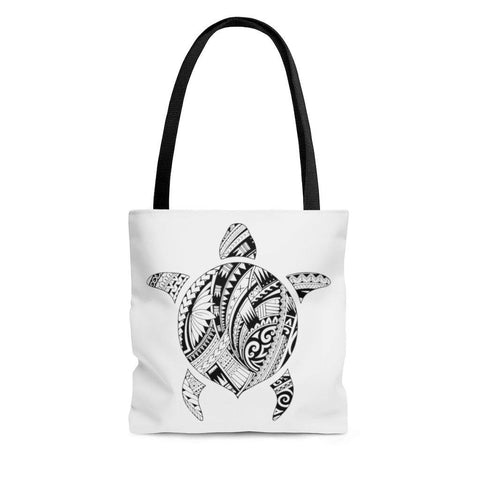 Lumpia Culture™ Tribal Turtle - Tote Bag Bags Medium