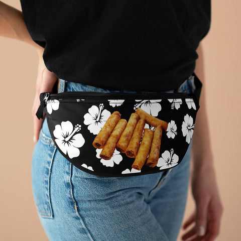 Lumpia Hibiscus - Fanny Pack Bags