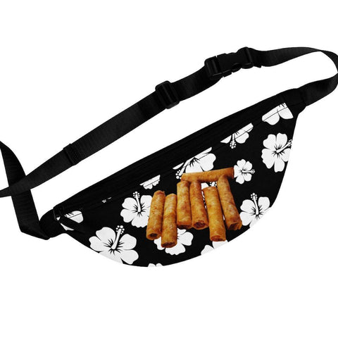 Lumpia Hibiscus - Fanny Pack Bags One Size