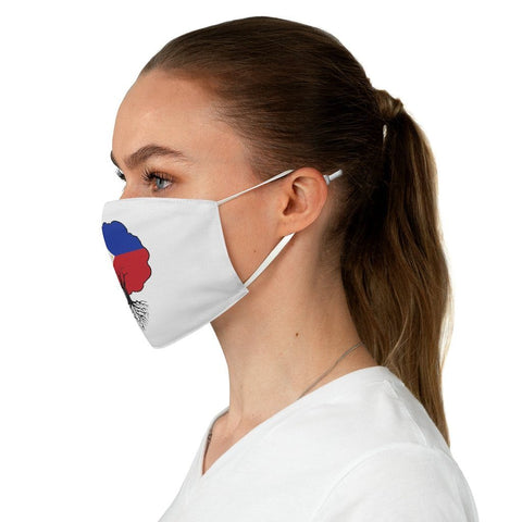 """Roots"" Filipino Flag Face Mask Accessories"