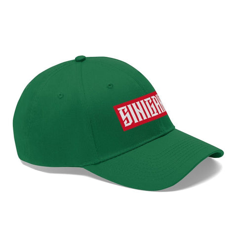 """Sinigang"" Filipino Unisex Twill - Embroidered Dad Hat Hats"