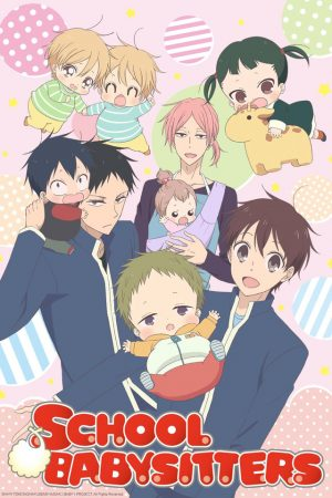 Anime-kawaii-school-babysitters