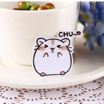 Stickers Kawaii Hamster