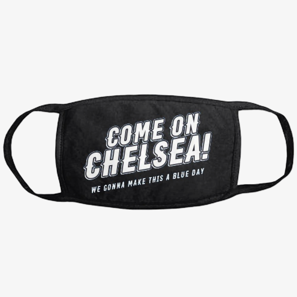 Come On Chelsea, Chelsea Fc Classic Reusable Mask