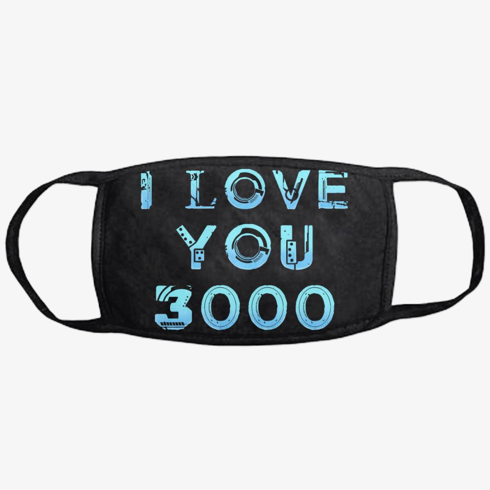 I Love U 3000, Avengers: Endgame Classic Reusable Mask