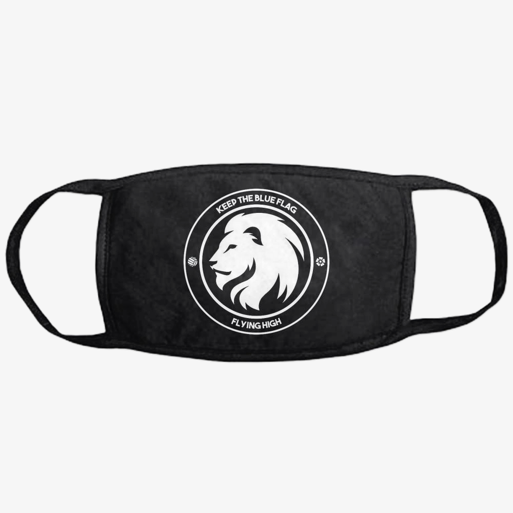 Keep The Blue Flag Flying High, Chelsea Fc Classic Reusable Mask