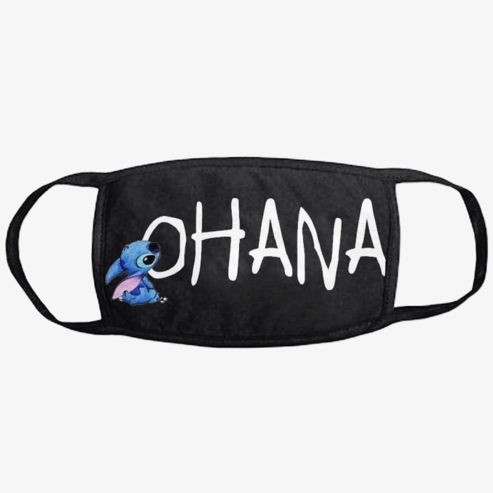 Oh, Stitch Classic Reusable Mask