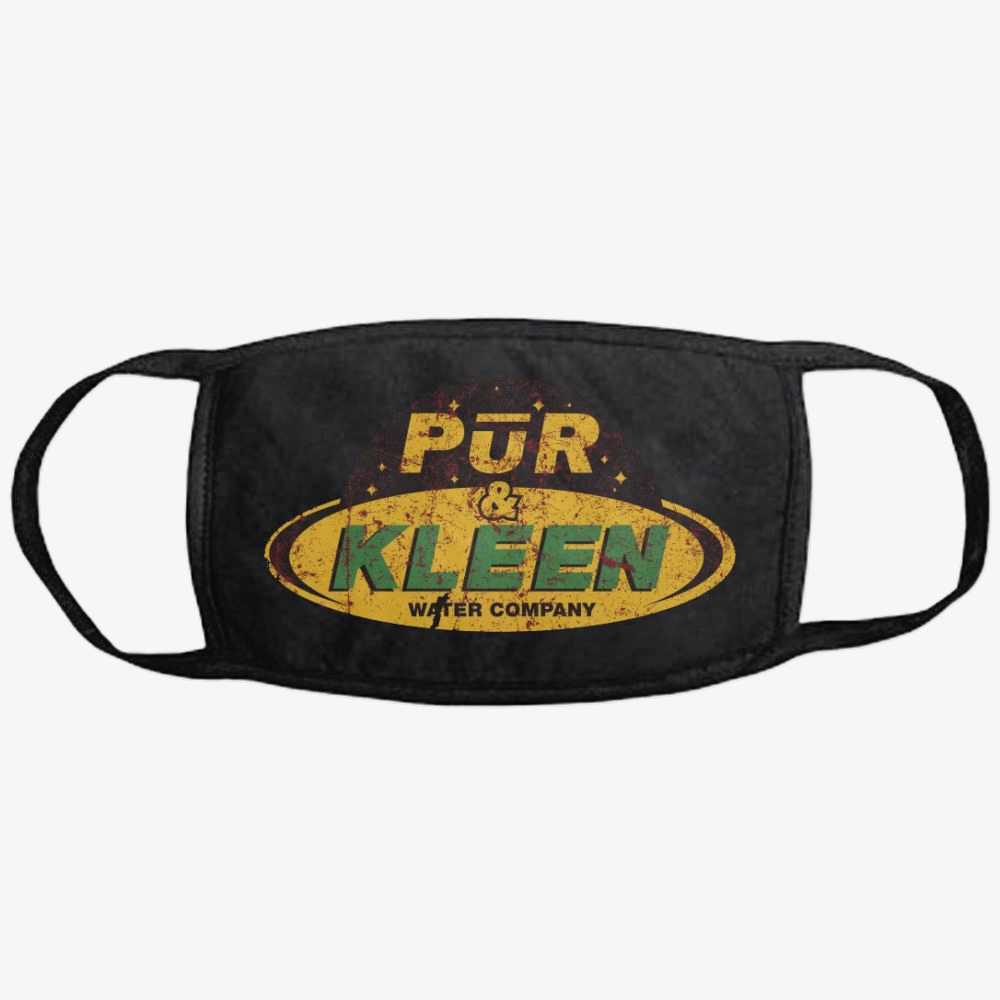 Pur N Kleen, The Expanse (tv Series) Classic Reusable Mask