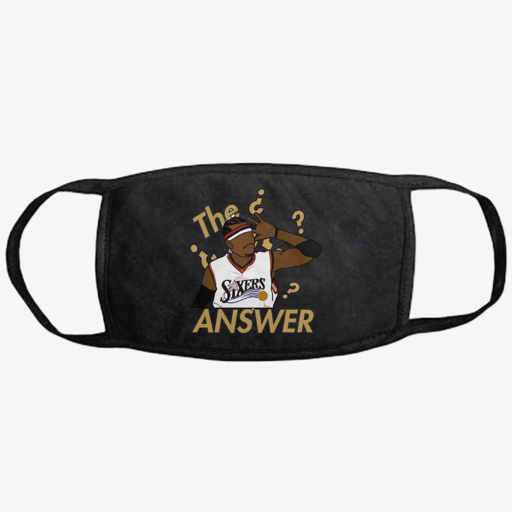 The Answer, National Basketball Association Classic Reusable Mask