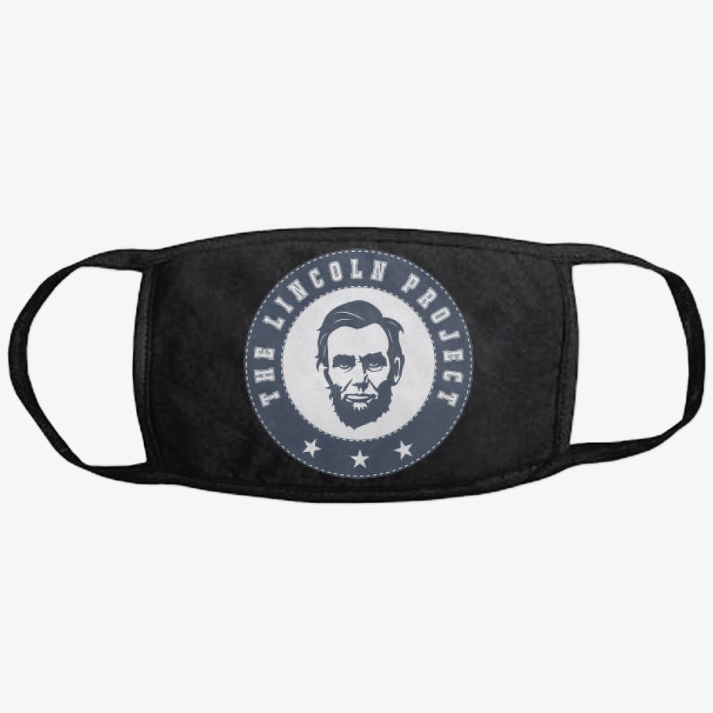 The Lincoln Project-1, Abraham Lincoln Classic Reusable Mask