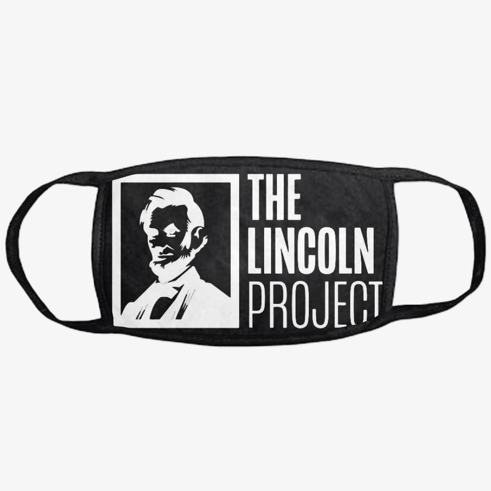 The Lincoln Project, Abraham Lincoln Classic Reusable Mask