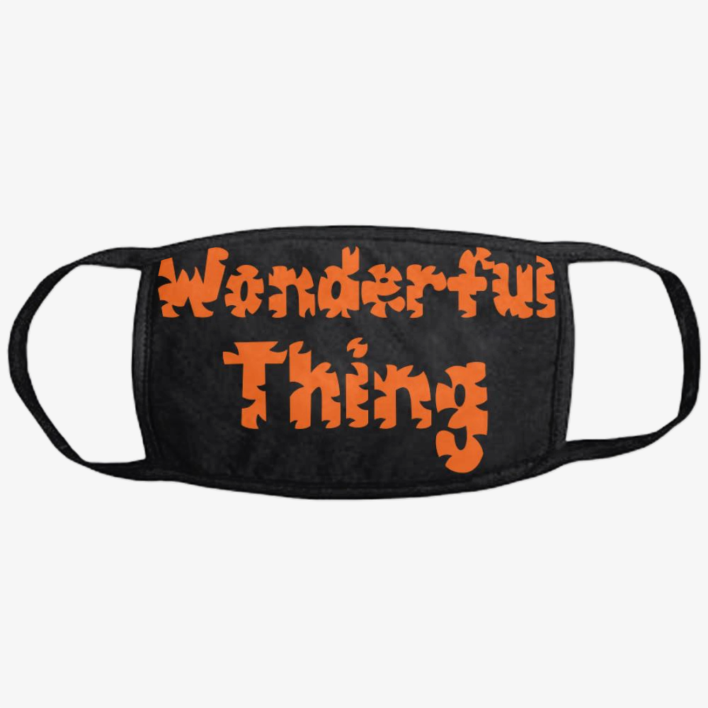 The Wonderful Thing About Tiggers, Winnie-the-pooh Classic Reusable Mask
