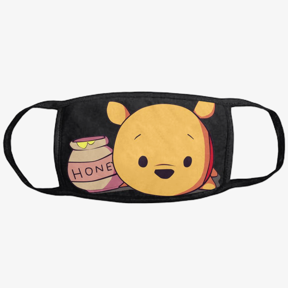Winnie The Pooh, Winnie-the-pooh Classic Reusable Mask