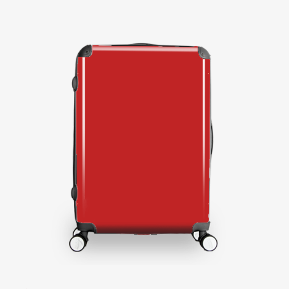 Customizable Hardside Luggage