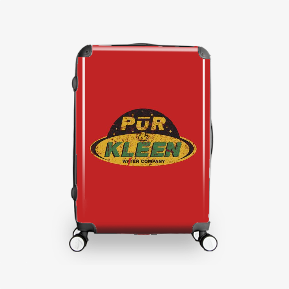 Pur N Kleen, The Expanse (tv Series) Hardside Luggage