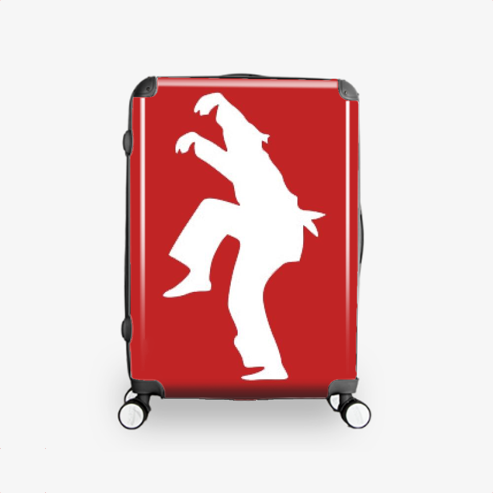 The Crane, The Karate Kid Hardside Luggage
