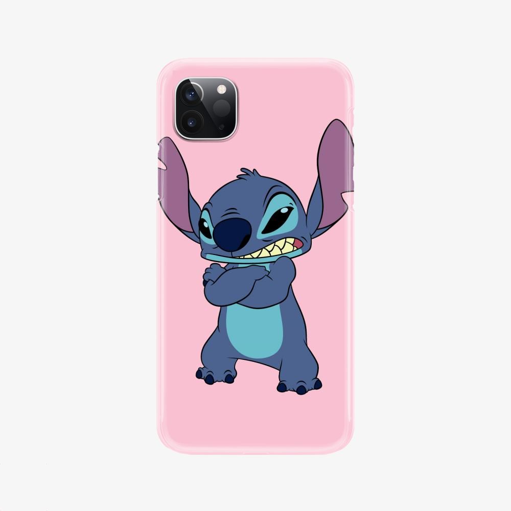 Anger Stitch, Stitch Phone Case