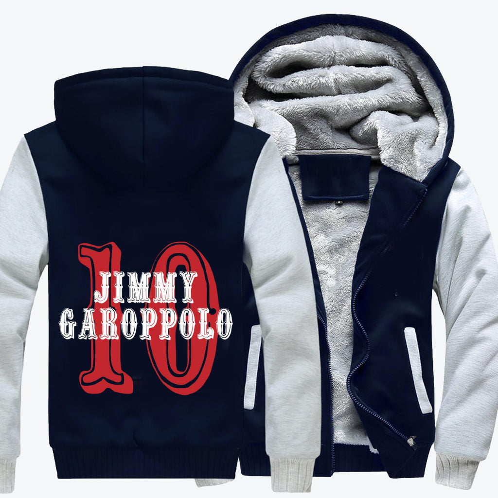 The Goat, Jimmy Garoppolo Fleece Jacket