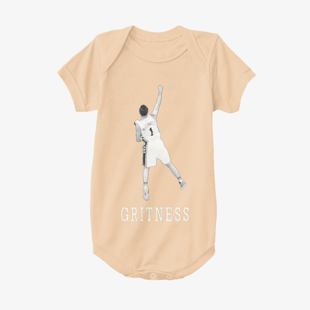 Tjmcconnell Gritness, National Basketball Association Baby Onesie