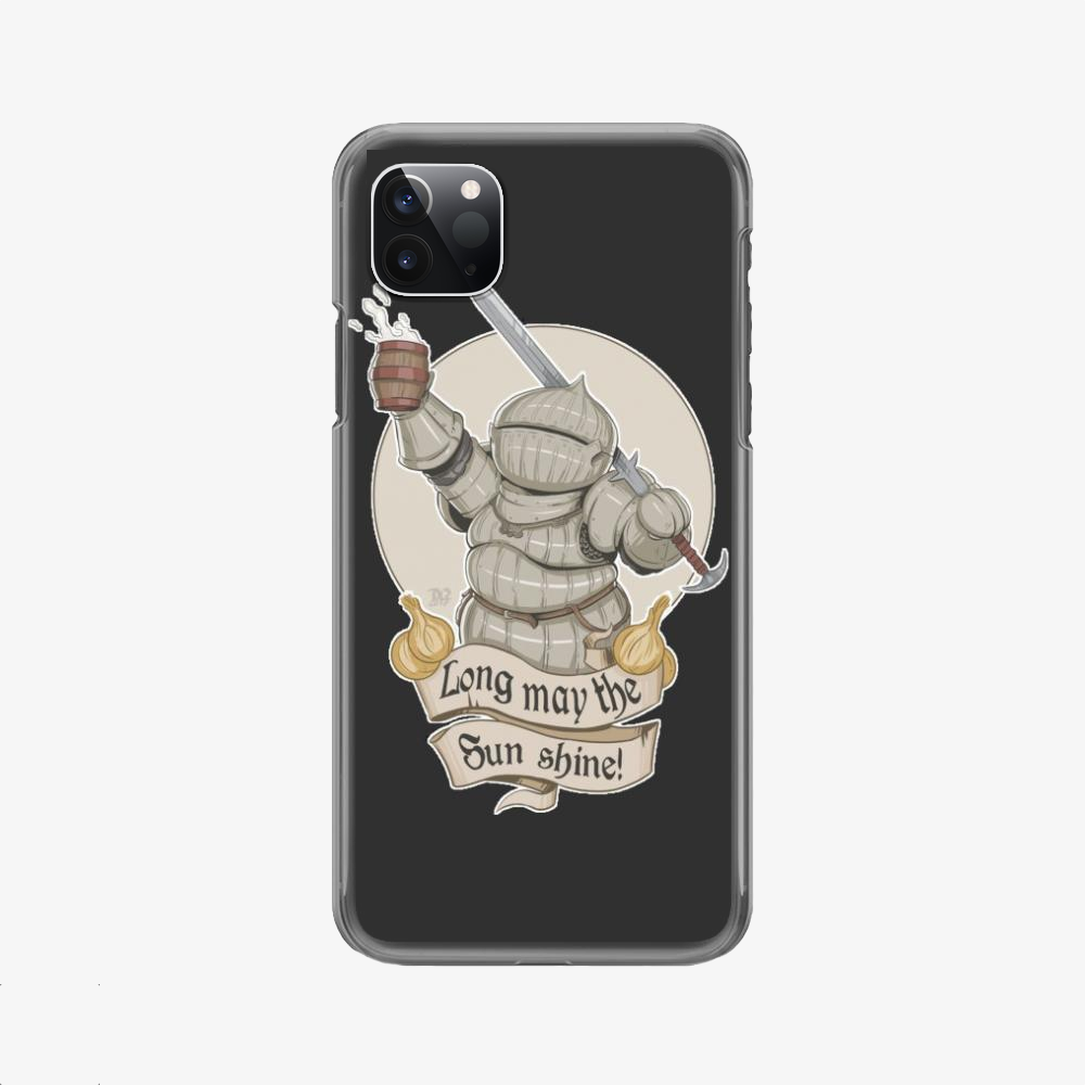 Long May The Sun Shine, Dark Souls Phone Case