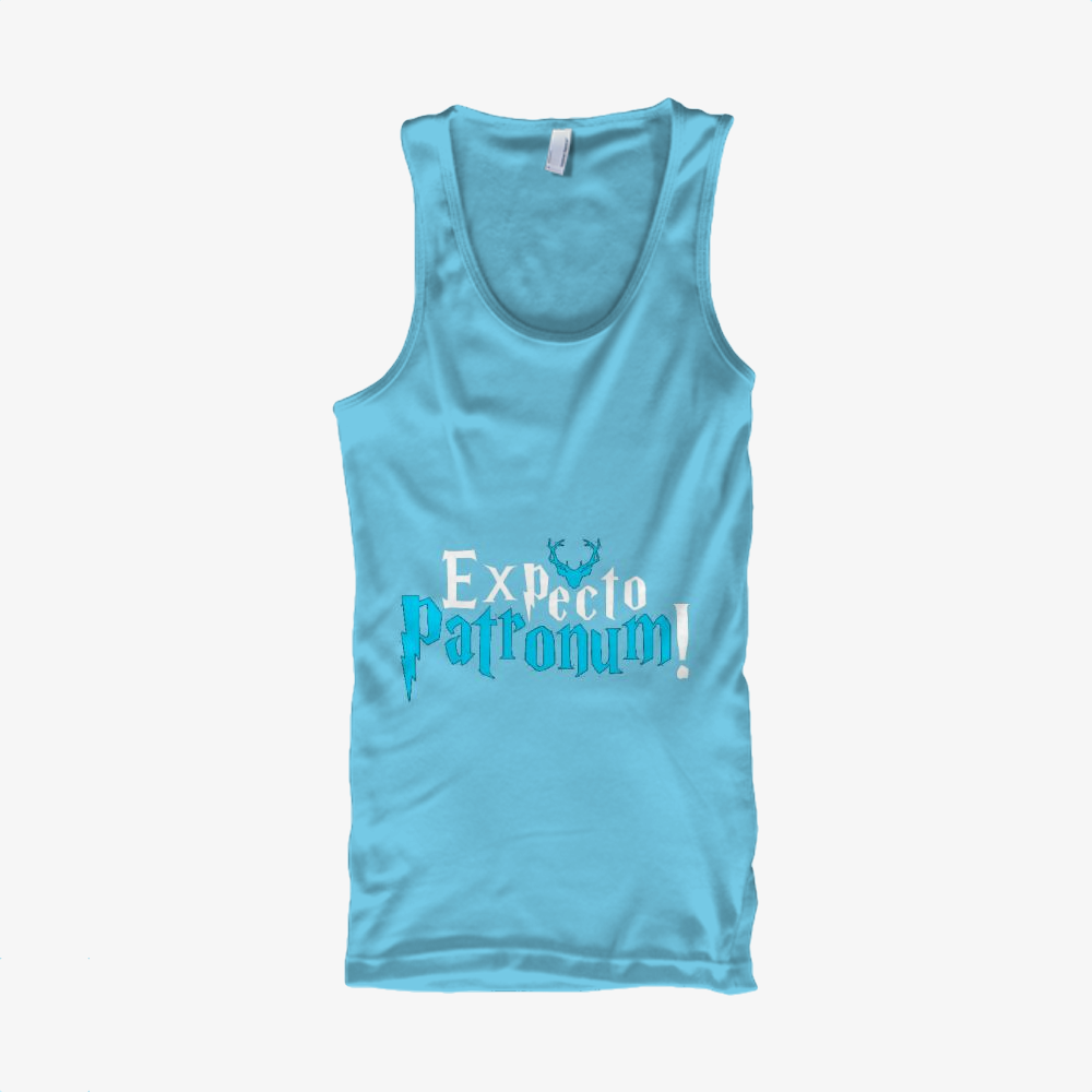 Expecto Patronum, Harry Potter Classic Tank Top