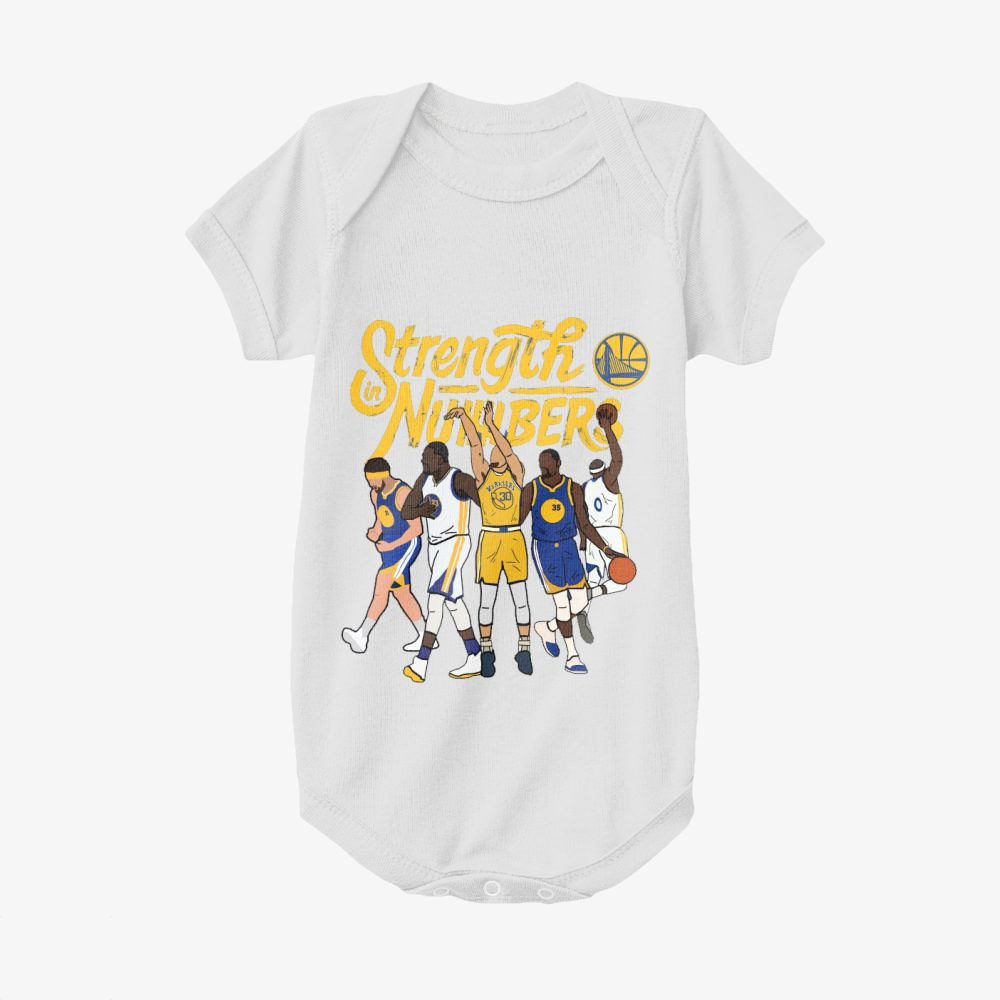 Golden State Warriors Nba, National Basketball Association Baby Onesie