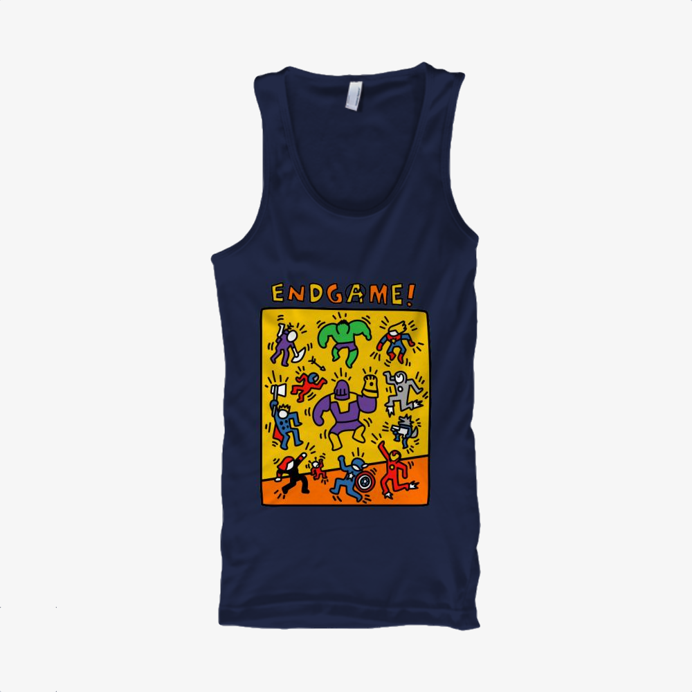 Pop Endgame, Keith Haring Classic Tank Top